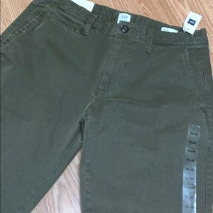 Gap Jeans olive green
